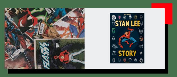 Comics de Stan Lee