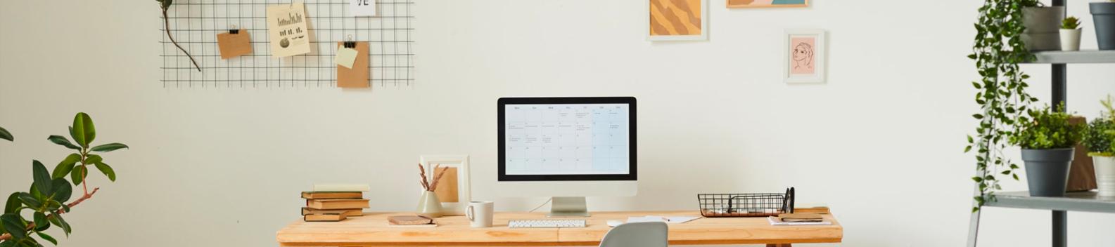 8 Ideas de cómo hacer una oficina en casa