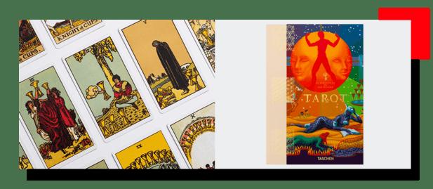 Libro de Tarot