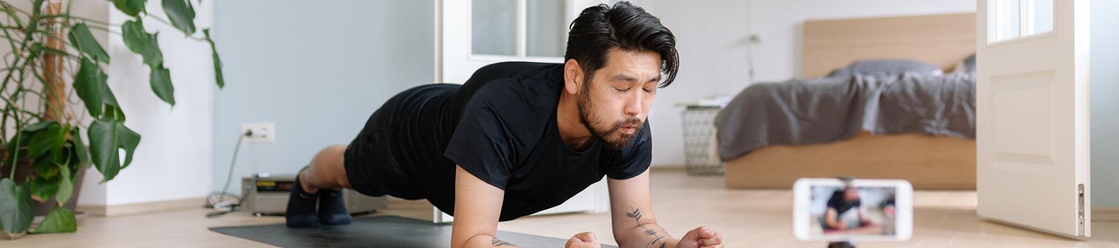 8 Tipos de ejercicios para hacer esta cuarentena