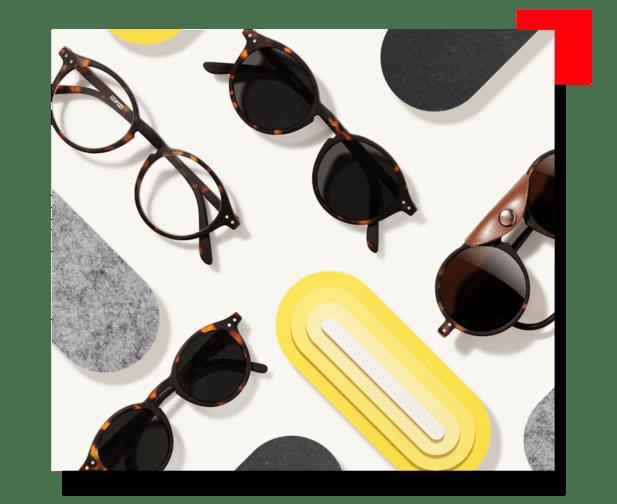 Accesorios y lentes